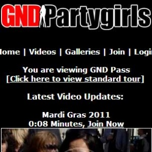 GND Party Girls Mobile