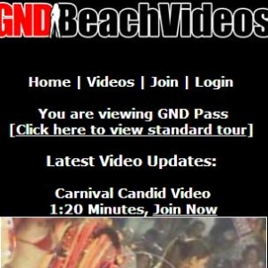 GND Beach Videos Mobile
