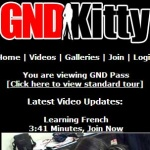 GND Kitty Mobile