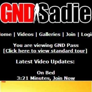 GND Sadie Mobile