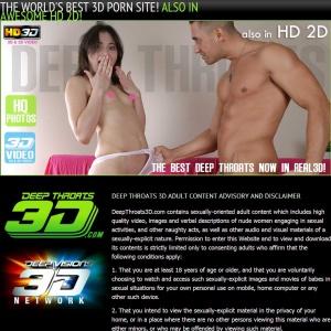 Deep Throats 3D