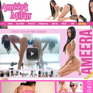 Ameera Milan XXX