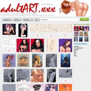 Adult Art XXX