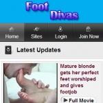 Foot Divas Mobile