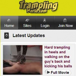 Trampling World Mobile