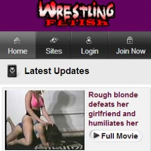 Wrestling Fetish Mobile