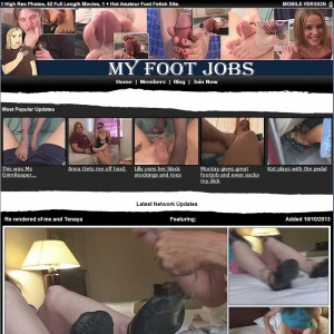 My Foot Jobs