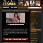 Black Cock Trainer