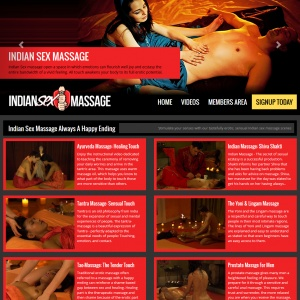 Indian Sex Massage