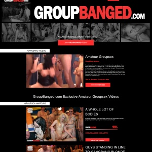 Group Banged