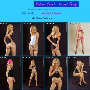 Melanie Sweet