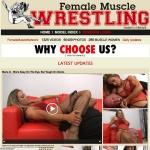 Female Muscle Wrestling