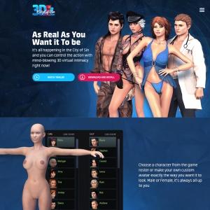 City Of Sin 3D
