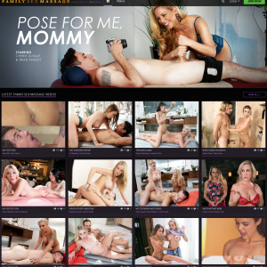 Family Sex Massage