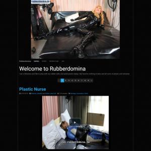 Rubber Domina