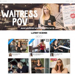 Waitress Pov