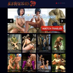 Alien Fuckers 3D