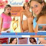 Sweet Natural Girl