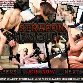 Strapon Tryouts