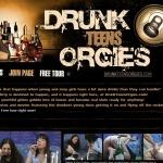 Drunk Teen Orgies