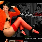 Nylon Charm