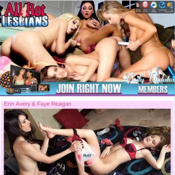All Hot Lesbians
