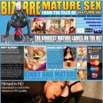 Mature NL - Bizarre Mature Sex