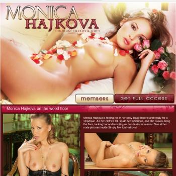 Monica Hajkova