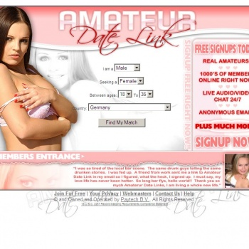 adult dating affiliate program