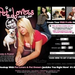 Pet Lovers Date Link