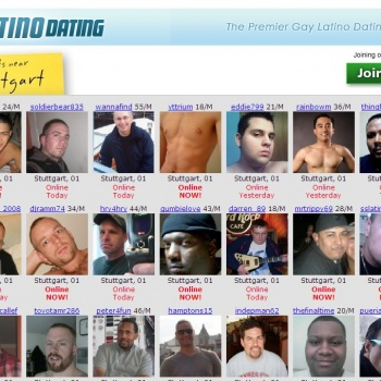 Gay dating affiliate program