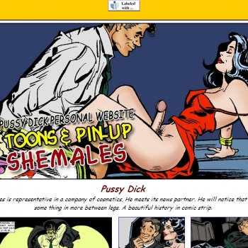 Toons and Pin-Up Shemales