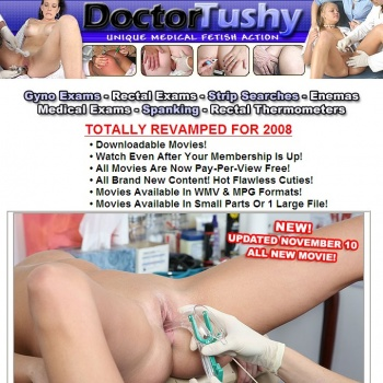 Doctor Tushy