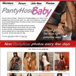 Pantyhose Baby