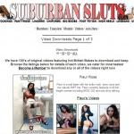 Suburban Sluts
