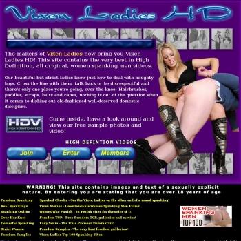 Vixen Ladies HD